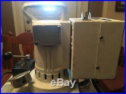 SPX Power Team PE552 Model C Hydraulic Portable Pump