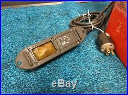 SPX Power Team PE554PT-FM Electric Portable Hydraulic Pump 10,000PSI/700Bar