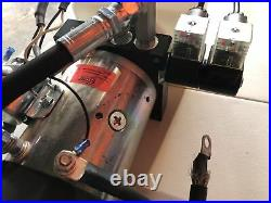 SPX Stone/Fenner 24VDC Double Acting Hydraulic Power Unit, Pump, Dump Trailer, Lift