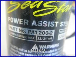 SeaStar Part No. PA1200-2 Hydraulic Power Assist Steering Pump