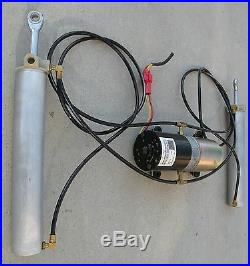 Sebring Convertible Power Electric Hatch Top Hydraulic Dura Rams Pump 1996 96