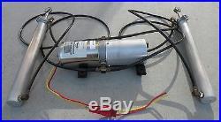 Sebring Convertible Power Electric Hatch Top Hydraulic Dura Rams Pump 2001 01