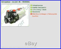 Servopumpe Für Audi 100 C3 Limo Kombi 1.8