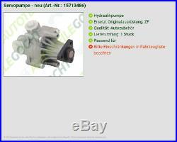 Servopumpe Für Audi A8 4d D2 Limo 2.8 3.7 4.2