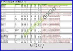 Servopumpe Für Bmw 3er E30 Limo Kombi Cabrio 2.3 2.5 2.7