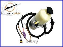 Servopumpe elektrisch Opel Zafira TRW Generation II Hydraulikpumpe Lenkhilfpumpe