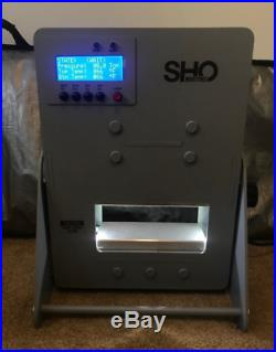 Sho Industries Rosin Press 21.5 Tons with Hydraulic Pump Power Station Included