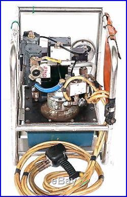 Simplex PAT4542 Pneumatic Hydraulic Torque Wrench Power Pack Pump 10,000psi