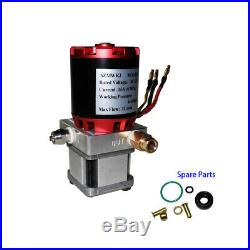 Single Acting Electric Hydraulic Gear Pump 12V DC BLDC Oil Pump Power Pack Unit