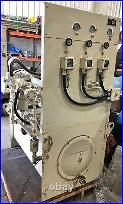 Sperry Vickers 15 HP 2-Pump Hydraulic Power Unit