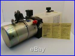 Spx Hydraulic Technologies Db-1533 Power Unit Hydraulic 12v DC Standard Duty