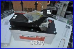 Spx Power Team Pa6m Hydraulic Foot Pump Air Driven 10,000psi New