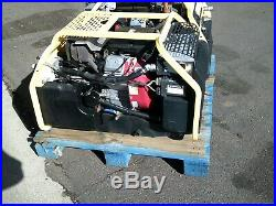 Stanley Gt18b02 Hydraulic Pump Power Unit Only 110 Hrs. In Ex. Condition