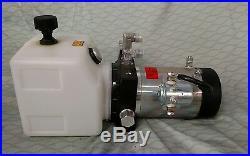 Stone 12VDC Double Acting Hydraulic Power Unit