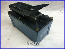 TEMCO HP0000 AIR HYDRAULIC PUMP POWER PACK UNIT 10,000 psi 103 IN³ (REFURB)