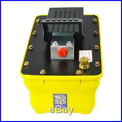 TOP! Air Powered Hydraulic Pump 10,000 PSI Power Auto Repair Multi-purpose Pump