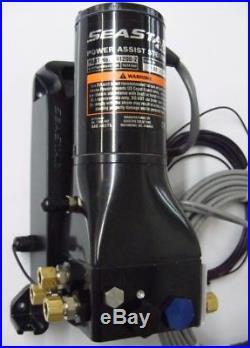Teleflex SeaStar PA1200-2 Power Assist 12V Hydraulic Steering Pump Boat MD