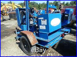 Thompson 32HPU Hydraulic Power Unit John Deere Diesel 4045 VIDEO! Pump Remote
