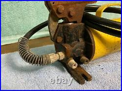 USED Enerpac Hydraulic Power Hand Pump P-80