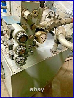 Used Bosch Rexroth 20 gal hydraulic power pump System Unit Reservoir S. N. #295
