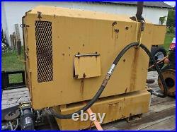 Vermeer MTE26 Kubota diesel hydraulic power unit 17.6 gpm pump
